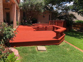 deck repair arlington tx