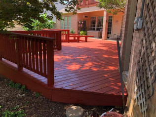 deck repair grand prairie tx