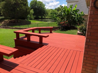 deck installation grand prairie tx