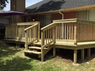 deck installation arlington tx